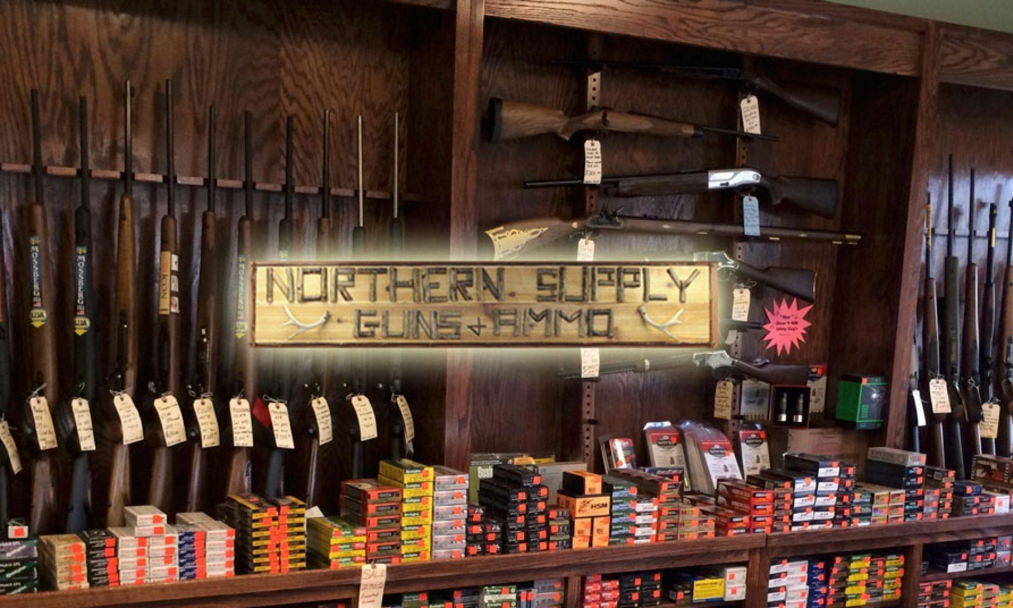 Northern Supply Guns and Ammo